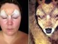 Makijaż: poziom hard