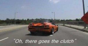 Kierowcy z szybkich samochodów