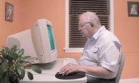 Stary komputer Piotrka