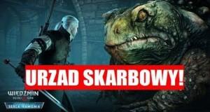 Nawet Geralt nie ucieknie przed podatkami