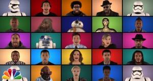 Motywy muzyczne ze Star Wars w wersji a cappella