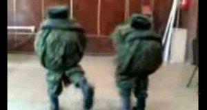 Zabawa w rosyjskiej armii 2
