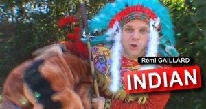 Indianin w mieście
