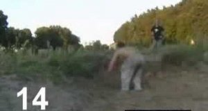 17 wall flipów w 30 sekund