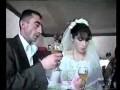 Niezręczna chwila młodej pary