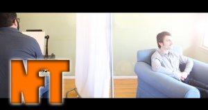 Eksperyment Dove w wersji męskiej - parodia