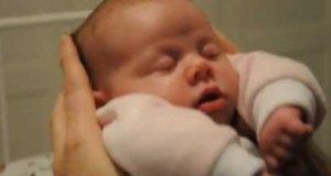 Jak sprawić by dziecko zasnęło w ciągu 1 minuty