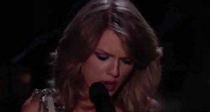 Atak na Taylor Swift w trakcie Grammy