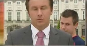Wpadki dziennikarzy TVN24