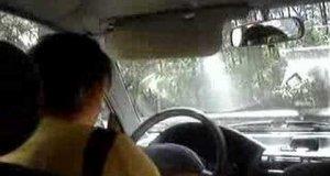 Pierwszy raz za kierownicą