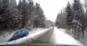 Polskie Drogi 36. Śnieg!