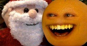 Nieznośna pomarańcza - Mikołaj