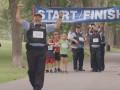 Ukryta kamera - sztafeta dzieci vs policjanci