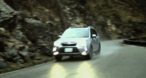 Japońska reklama Subaru