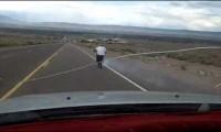 BMX z prędkością 80 KM/H