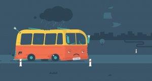 Smutny Autobus