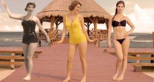 Ewolucja bikini od 1890 roku