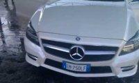 Jak umyć Mercedesa?