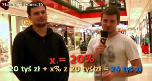 Matura to bzdura - zadania matematyczne z ekonomii
