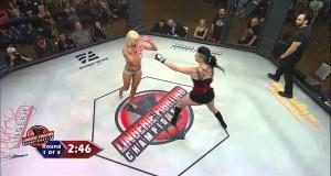 Prawdziwe kobiece MMA