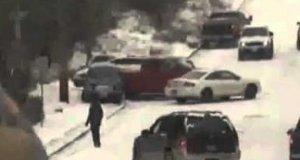 Zimowe wypadki 2011