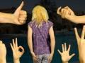 Uwaga na gesty