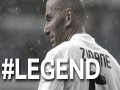 Legendy futbolu: Zinedine Zidane