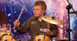 12-letni perkusista