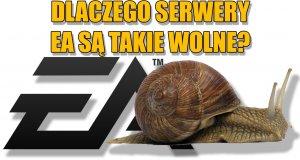 Dlaczego serwery EA są wolne?