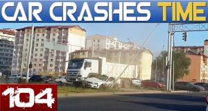"""""""Najlepsze"""" wypadki drogowe nr 104"""