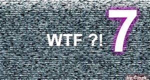 Wielki Mix WTF'ów