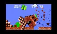 Chuck Norris kontra Super Mario Bros