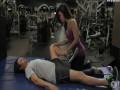 Zamiana ról na siłowni