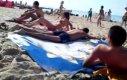 Plażowy żarcik