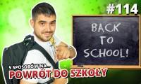 5 sposobów na powrót do szkoły