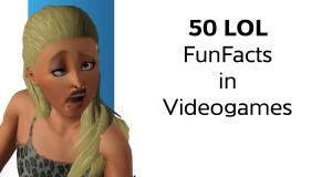 50 ciekawostek o grach #2