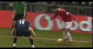Ronaldinho vs Cristiano Ronaldo