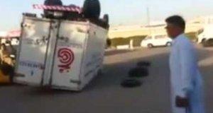 Pomoc drogowa na Bliskim Wschodzie