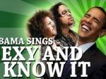 """Obama śpiewa """"I'm sexy and I Know It"""""""