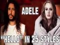 """Hello"" w 25 stylach"
