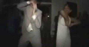 Weselny taniec