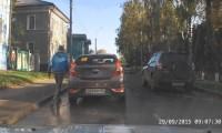 Zablokowana droga to nie problem dla Rosjan