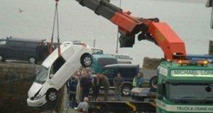 Wyciąganie samochodu