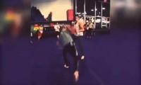 Efektowny trik w teakwondo