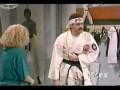 Jim Carrey - Instruktor Karate