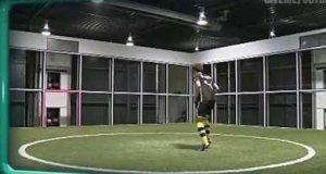Footbonauta - Maszyna do treningów Borussii Dortmund