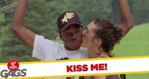 Ukryta kamera - Pocałuj mnie