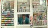 Ukryta kamera - sprzedawca