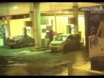 Czyszczenie szyby samochodowej - benzyną!