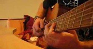 Piraci z Karaibów na gitarze
